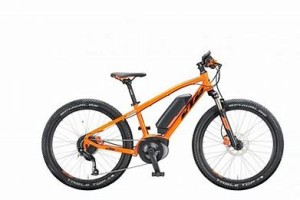 KTM Mini Me 241 Orange and Black 2020