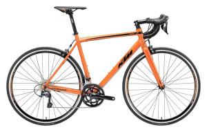 KTM Strada 1000 in orange 2020 model