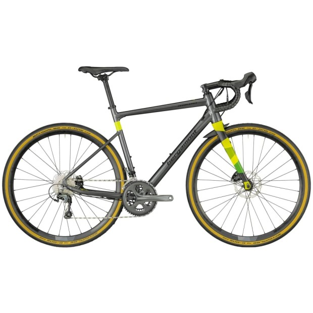 Bergamont Grandurance 6 2021 model in grey