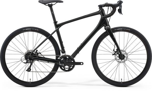 Merida Silex 200, 2021 model in black