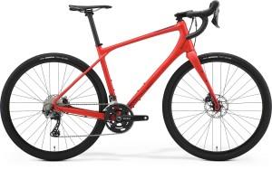 Merida Silex 700 2021 model in red