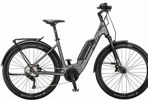 KTM Macina SKAUD 272 LFC in grey
