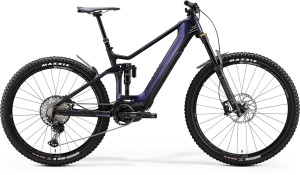 Merida e-One Sixty 8000 in purple 2020 model