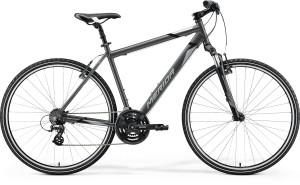 Merida Crossway 10V 2021 model in grey