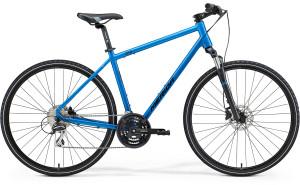 Merida Crossway 20 2021 Model in blue