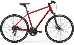 Merida Crossway 40 Gents 2021 model in red