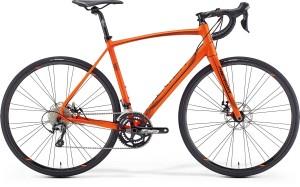 Merida Ride 300 Disc in Orange