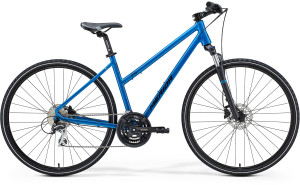 Merida Crossway L 20 in blue 2021 model
