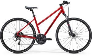 Merida Crossway L 40 2021 Model in red