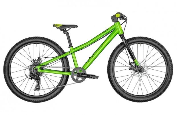 Bergamont 24 lite childrens bike in green 2021